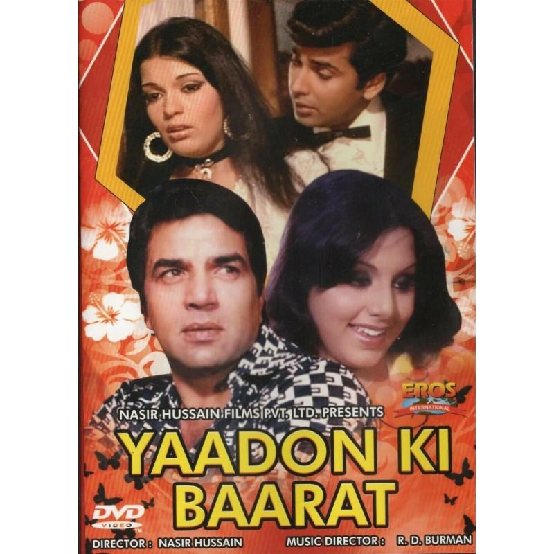 Yaadon Ki Baaraat DVD