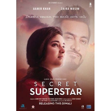 Secret Superstar DVD