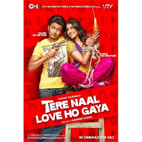 Tere Naal Love Ho Giya DVD