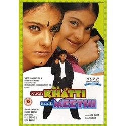 Kuch Khatti Kuch Meethi DVD