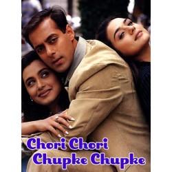 Chori Chori Chupke Chupke DVD