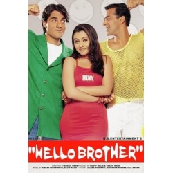 hello brother dvd