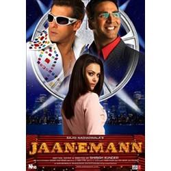 JAAN-E-MANN DVD