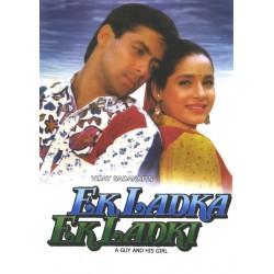 Ek Ladka Ek Ladki DVD
