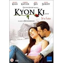 Kyon ki DVD