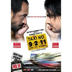 Taxi No. 9 2 11 - DVD