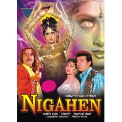 Nigahen-Nagina (part 2) DVD