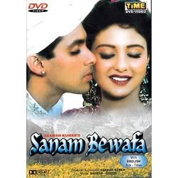 Sanam Bewafa DVD
