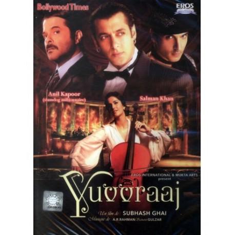 Yuvvraaj (fr) DVD