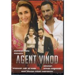 Agent Vinod DVD