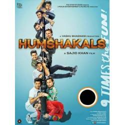 HUMSHAKALS DVD