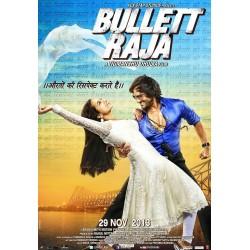 Bullett Raja DVD