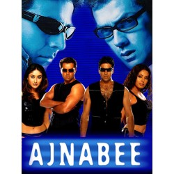 AJNABEE (NEW) DVD
