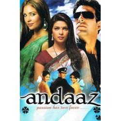 Andaaz (new) DVD