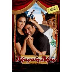 Bhagam Bhag DVD