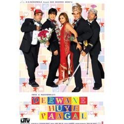 Deewane Huye Paagal DVD