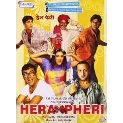 Hera Pheri ( new ) - DVD