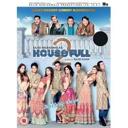 Housefull 2 DVD