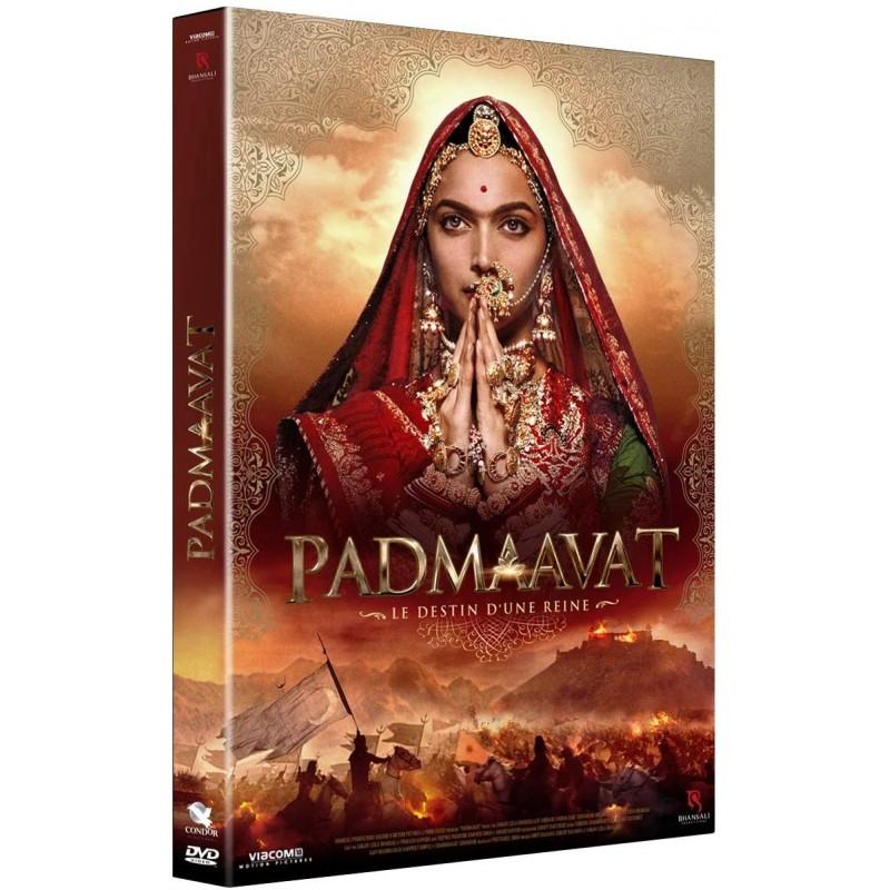 Padmaavat DVD COLLECTOR