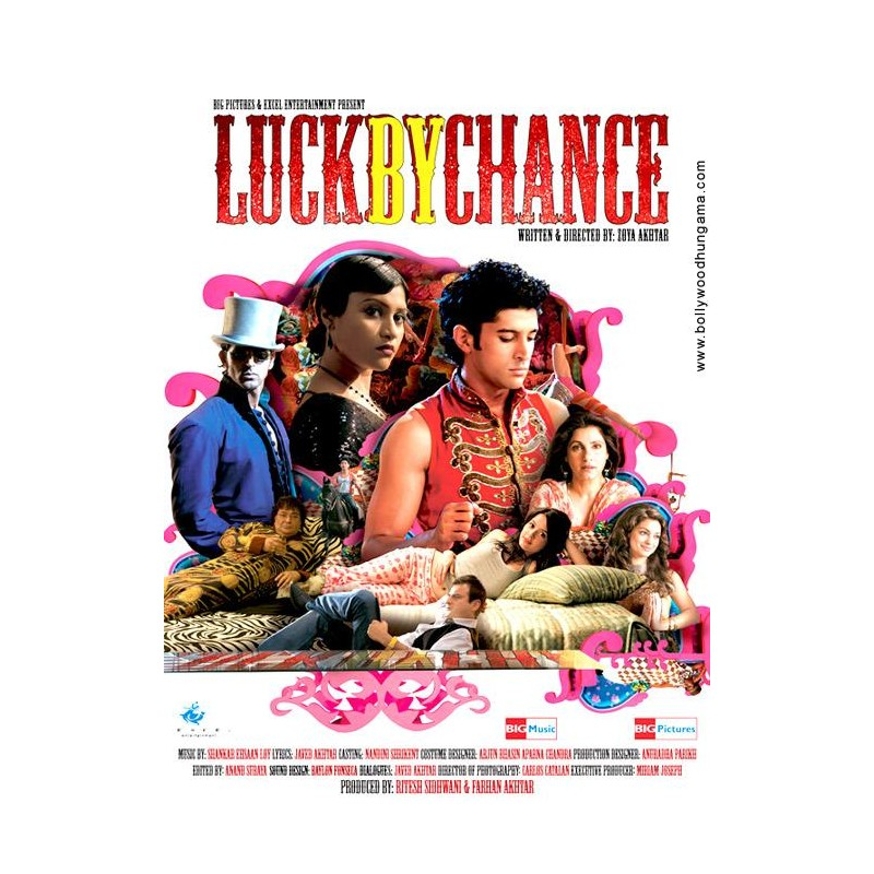 Luck by Chance - 2 DISC SET