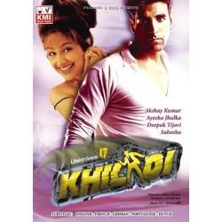 Khiladi DVD