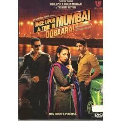 Once Upon A Time In Mumbai Dobaara DVD
