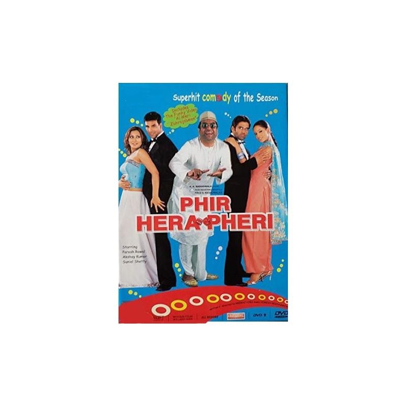 Phir Hera Pheri DVD