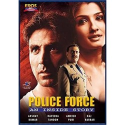 Police Force DVD