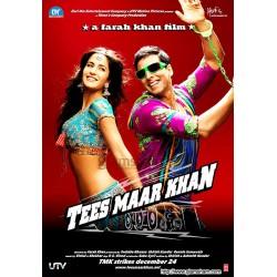 Tees Maar Khan  DVD