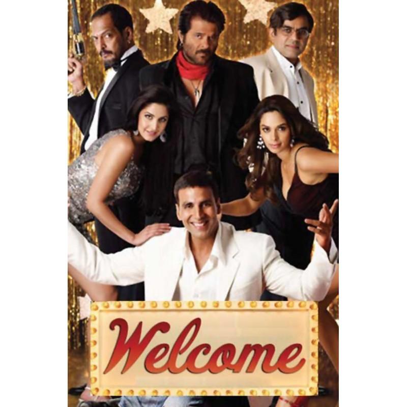 welcome dvd akshay kumar