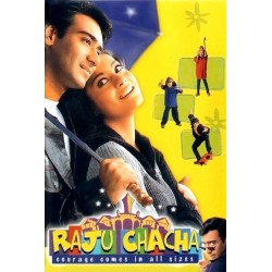 Raju Chacha DVD