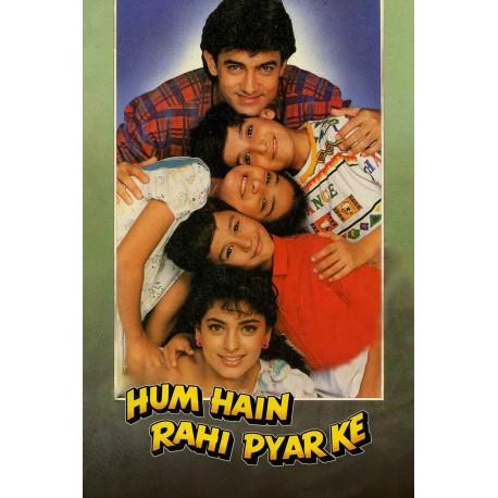 Hum Hain Rahi Pyar Ke DVD