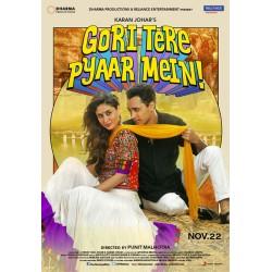 Gori Tere Pyaar Mein DVD