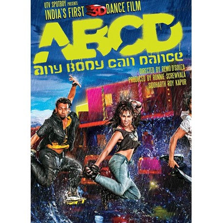 ABCD (Any Body Can Dance- part 1) DVD