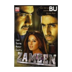 Zameen (new) - DVD