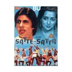 Satte Pe Satta - DVD