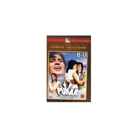 Pukar (old) - DVD