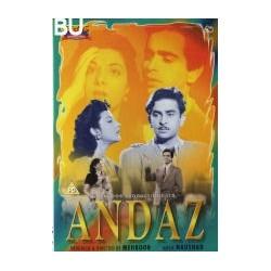 Andaz / Raj Kapoor - DVD